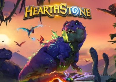 HearthStone Fireside Gathering | Journey to Un'goro Release Challenge