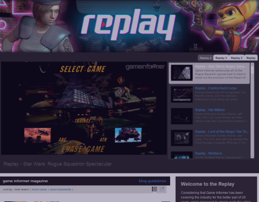 Super Replay, LIVE!