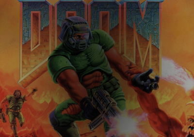GlitchCon Plays | Doom (1993)