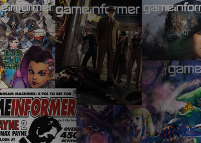History of Game Informer