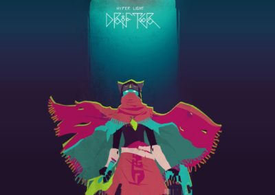 Hyper Light Drifter: A Story of Sound
